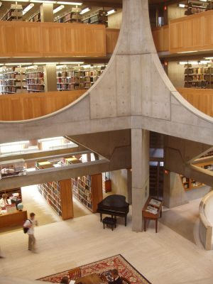 Phillips Exeter Library Building