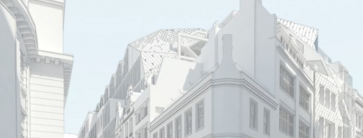 Piccadilly Circus development by Fletcher Priest