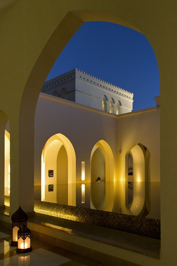Rotana salalah hotel in oman 4 e architect for 5 star hotel architecture