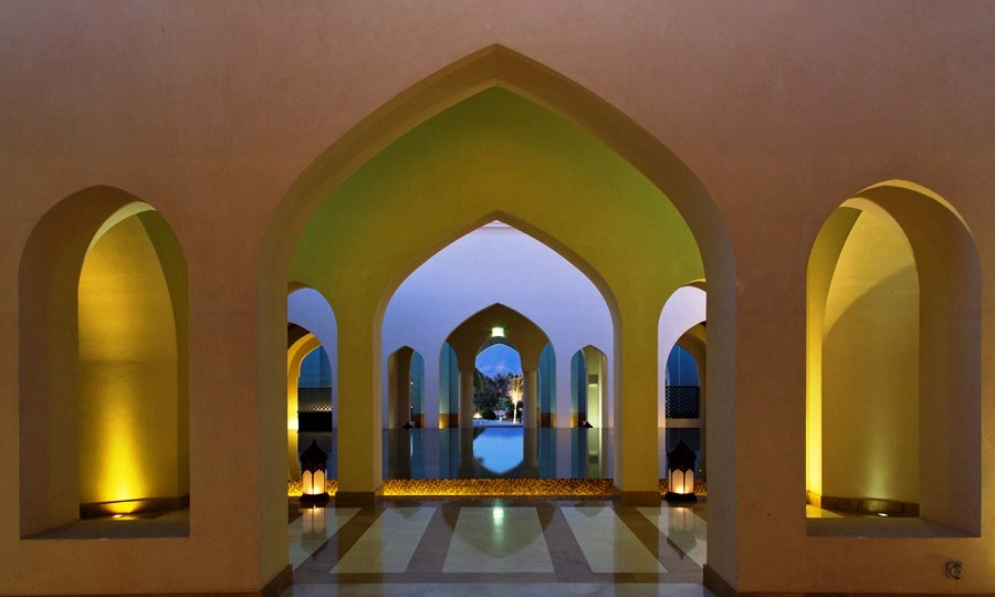 Rotana salalah hotel in oman 5 e architect for 5 star hotel architecture