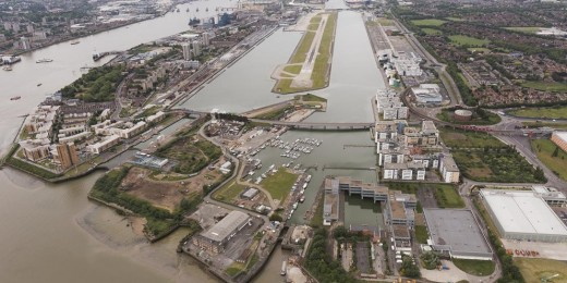 Royal Docks London Regeneration Proposals
