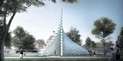 Serpentine Pavilion 2016 by Bjarke Ingels