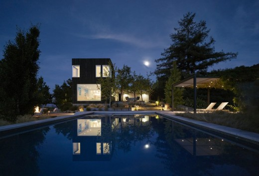 Shou Sugi Ban House In Los Gatos E Architect