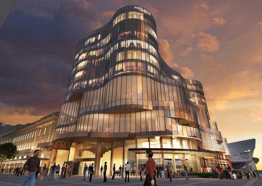 Skycity Building