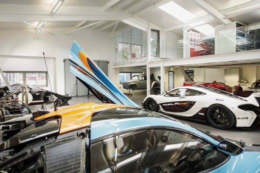 Supercar Workshop
