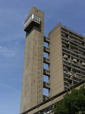 Trellick Tower Building London