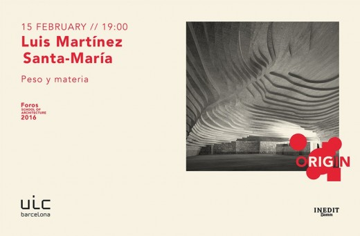 lecture at UIC Barcelona School of Architecture