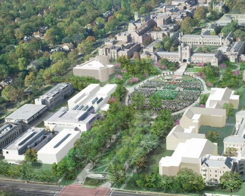 Washington University East Campus Master Plan