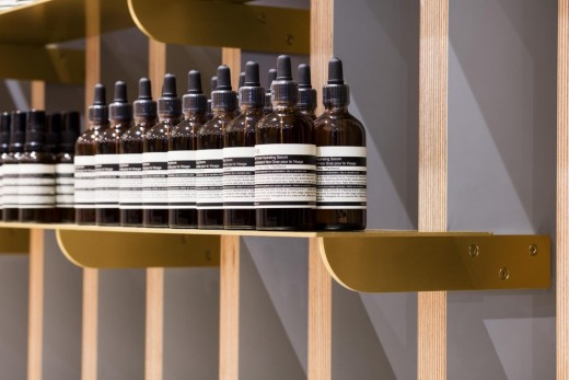 Aesop Mile End Quebec by Naturehumaine Architects