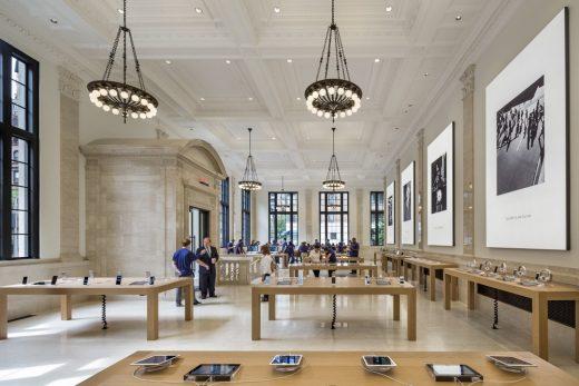Apple Store, Lower East Side