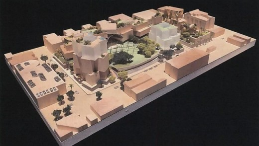 Beverly Hills Mixed-Use Campus by Frank Gehry