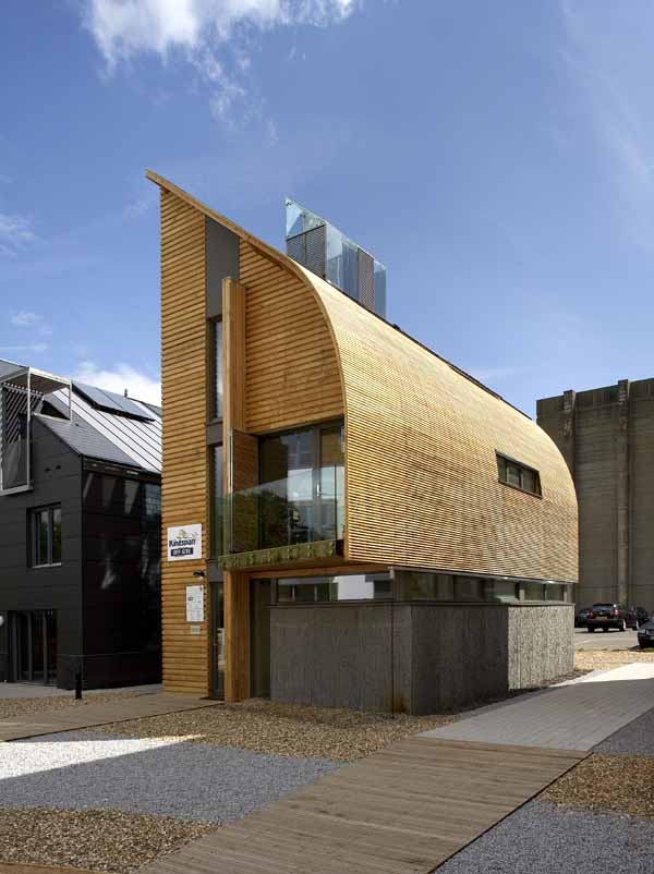 House of lords zero carbon homes ruling e architect for Zero footprint homes