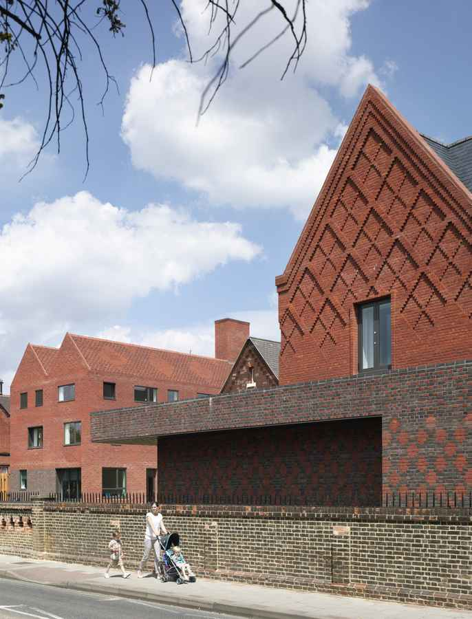 Brentwood school building essex e architect for Brentwood builders