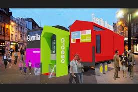Cardiff Story Museum Architecture Competition
