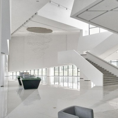 Exhibition Center Of IDC Tianjin China