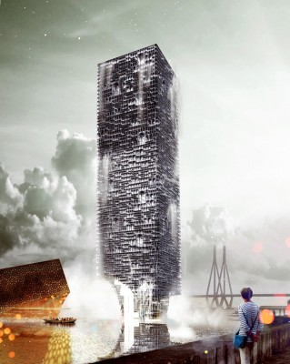 Film City Tower Competition