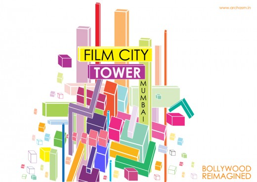Film City Tower Competition Mumbai