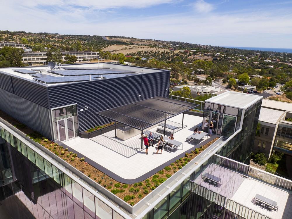 Flinders university 3 e architect for Architecture adelaide uni