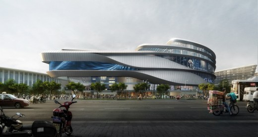 Gallery at Hongqiao World Centre