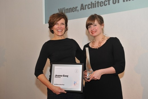 Jeanne Gang Architect of the Year 2016