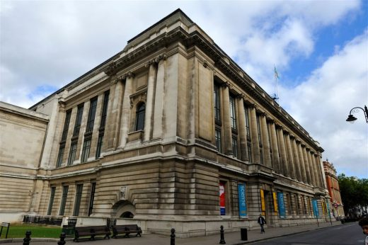 London Science Museum Building