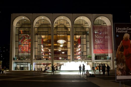 Metropolitan Opera House New York