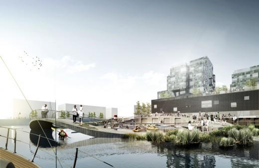 Nordhavn Islands Project