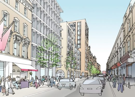 Paddington Place Alternative Competition Winner
