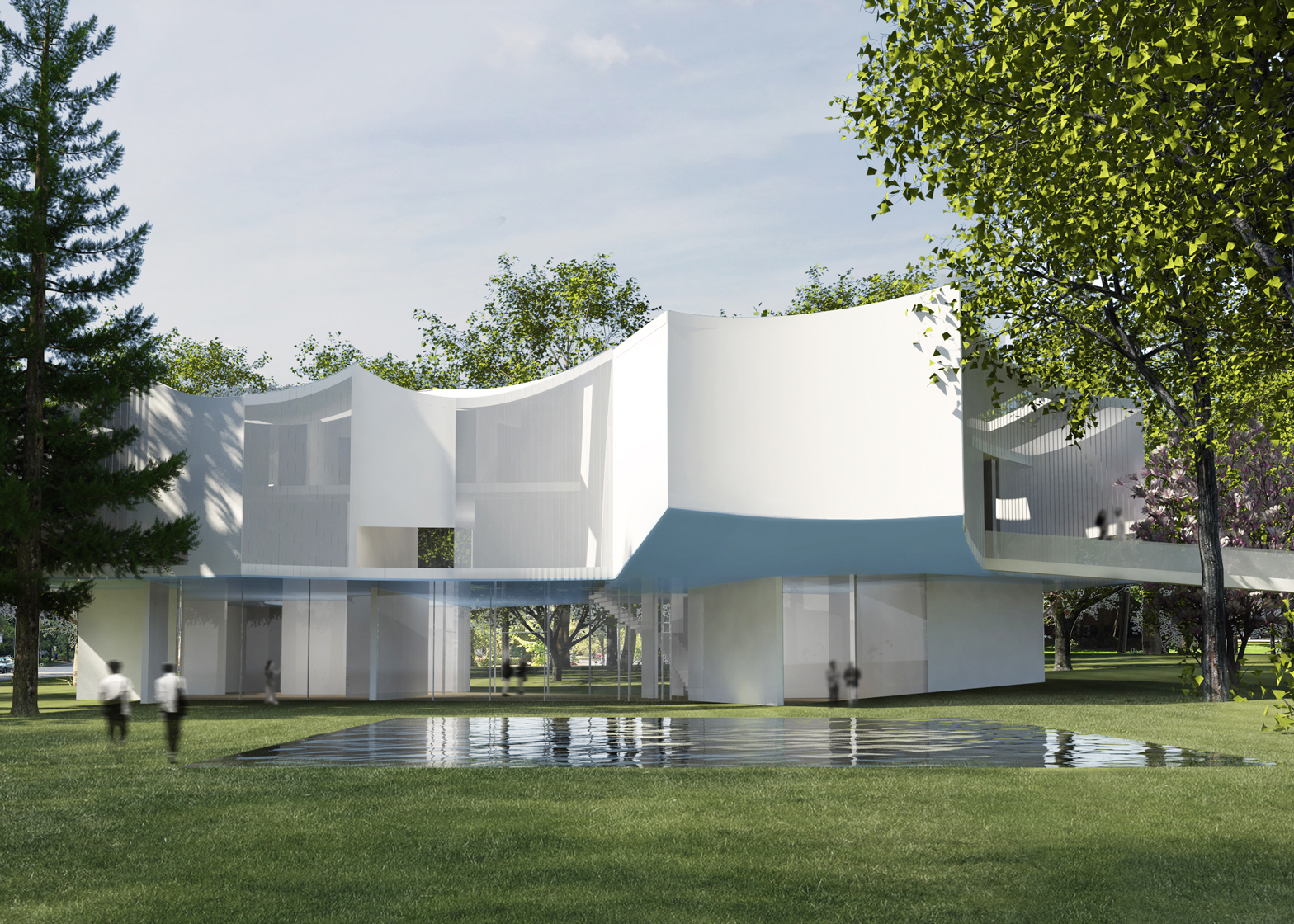 Steven holl architects e architect for Holl image