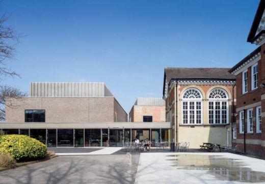 Richmond Adult Community College - 2016 AIA UK Excellence in Design Winner