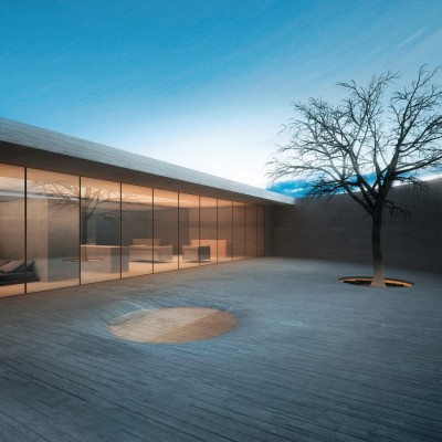 Ring House & Atelier in Riyadh