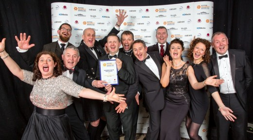 Scottish Property Awards Winners in 2016