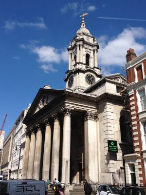 St George's Hanover Square London Churches