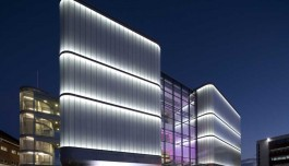 The Point, Manchester, building by BDP