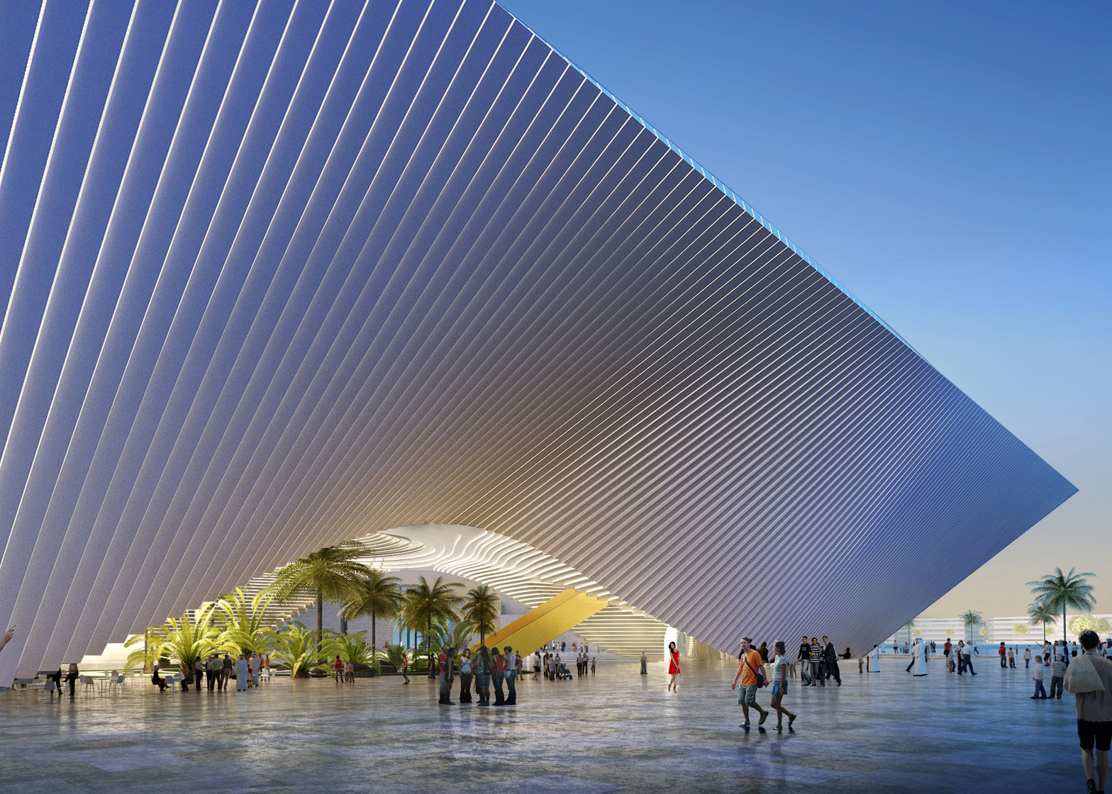 2020 Expo Dubai Pavilions E Architect