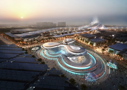 2020 Expo Dubai Pavilion by Foster + Partners