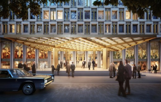 American Embassy Hotel by David Chipperfield Architects