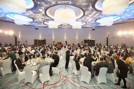 Bund SOHO: China Best Tall Building Overall awards dinner