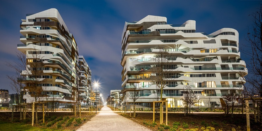 citylife milano residential complex by zaha hadid e