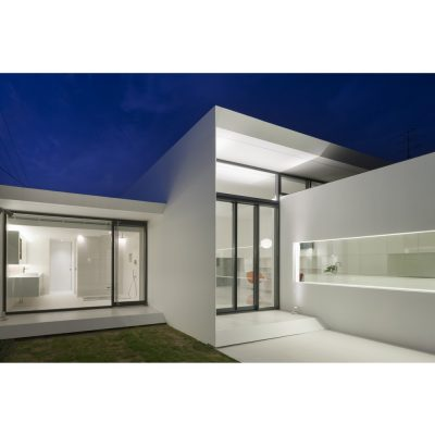 House for Contemporary Art Residence in Fukui