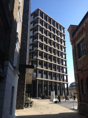 One Pancras Square by David Chipperfield