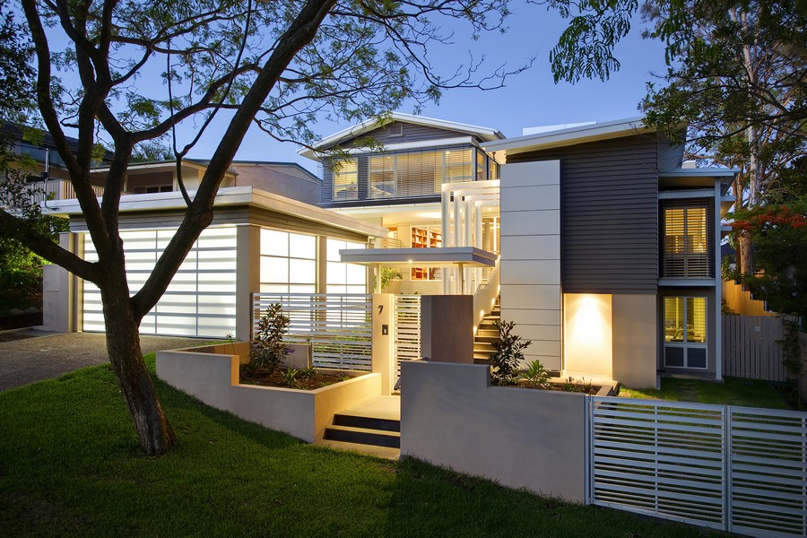 Luxury Brisbane Home E Architect