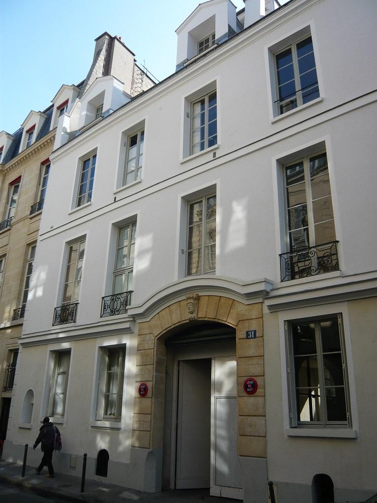 Pierre chareau architect maison de verre e architect - Maison de verre paris visite ...