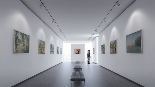 Museum of Russian Impressionism in Moscow