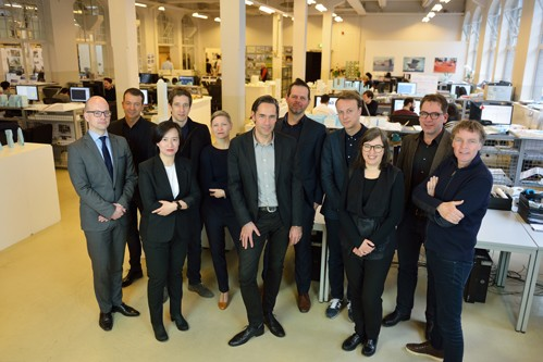 MVRDV Appoints Five New Partners
