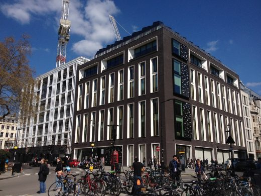 New building on Hanover Square