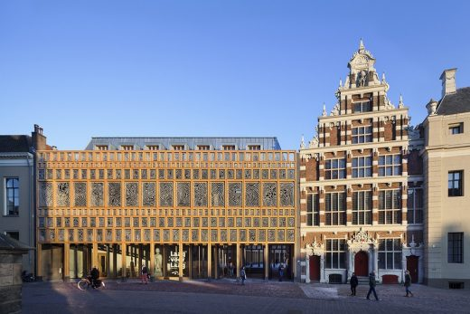 New City Hall in Deventer