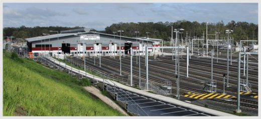 New Generation Rollingstock project in Queensland