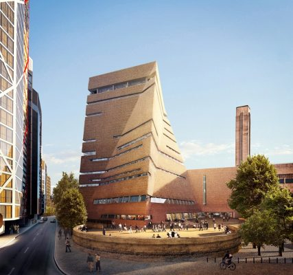 New Tate Modern Building