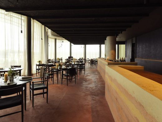 Noma restaurant in sydney e architect